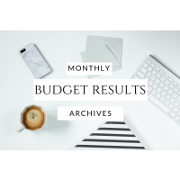 Monthly budget archives